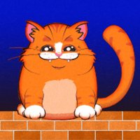 The Cute Cat - Puzzle Game