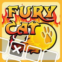 Fury Cat (Picross, Nonogram)