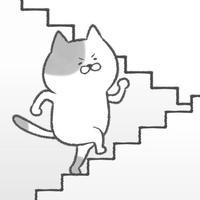 激ムズ!ねこ階段
