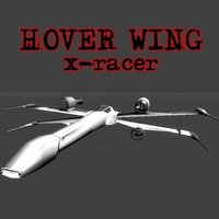 Hover Wing X-Racer