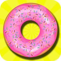 Donut Cookie - Crush Dazzle Puzzle 4 match