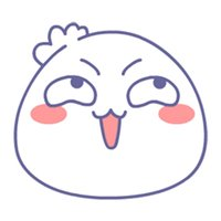 Steamed Stuffed Face - Animated Stickers Emoticons