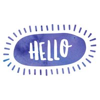 Hello Stickers for iMessage