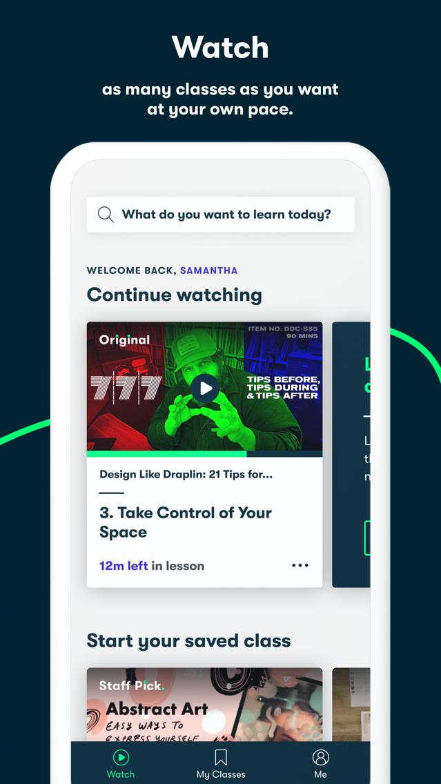 Skillshare - Online Learning App for iPhone - Free Download
