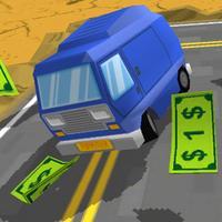 Crash Of Club Cars - Uphill Drive Rush