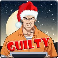 Christmas Murder Scene