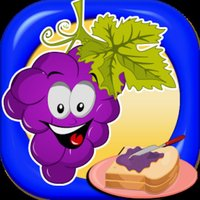 Cooking Game Tasty Grape Jelly