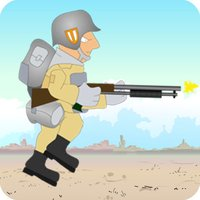 A Future War of the Desert – Ultimate Soldier Shooting Game in Death Valley