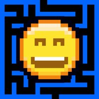 Emoji Maze fun labyrinth game for teens and adults