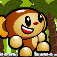 Monkey Soccer Juggler