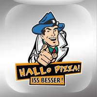 Hallo Pizza! ISS BESSER!