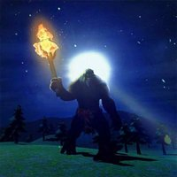 Bigfoot Troll Monster