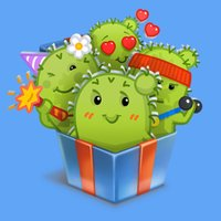 Cactus STiK Sticker Pack