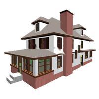 Houses 3D Free