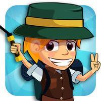 Swing Jim- treasure hunter