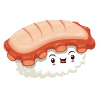 Sushi Stickers for iMessage #5