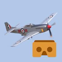 VR Flight Simulator for Google Cardboard