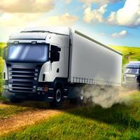 Cargo Trucks Offroad Driving