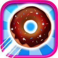 A Sweet Choco-late Donut Slash The Candy Blocks Pro