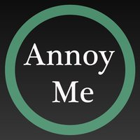 Annoy: Get Things Done!
