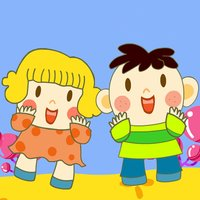 Animated kids songs B
