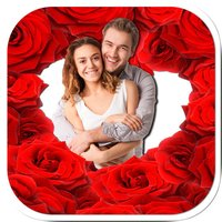 Love frames for pictures - Create postcards with romantic love pictures