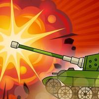 Tank War - Scorched World