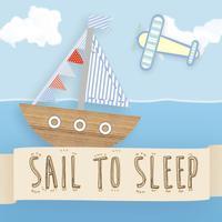 Sail to Sleep - Lullaby