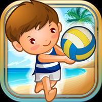 A Volleyball Beach Battle Summer Sport Game - Full Version