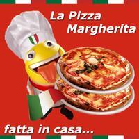 La Pizza Margherita fatta in casa