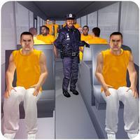 Extreme Police Prisoners Transport Simulator