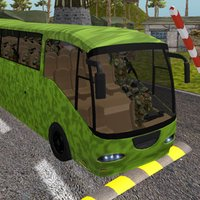 Military Transporter Bus Sim
