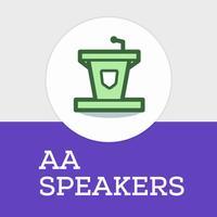 AA Speaker Tapes & 12 Steps