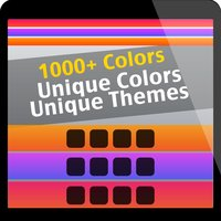 Dock Themes ⋰Unique Color Themes⋱