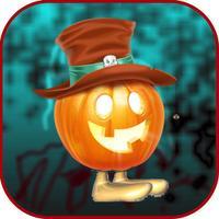 Halloween Pumpkin Jump Game