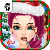 Christmas Makeup Artist