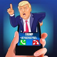 Fake Call Trump Joke