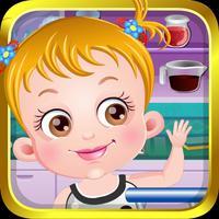 Baby Hazel's Class Time : Kitchen's Safety