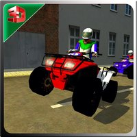 Quadbike City Racing