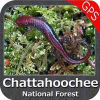 Chattahoochee National Forest - GPS Map Navigator
