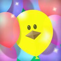 Poke Balloon:Rise up