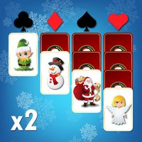 A Christmas Solitaire x2