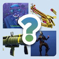 Quiz for Fortnit - Gun