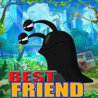 Best Friends - forever crossy