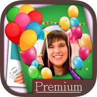 Photo frames and birthday cards – Premium