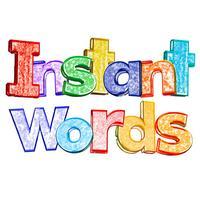 Instant Words by Teach Speech Apps