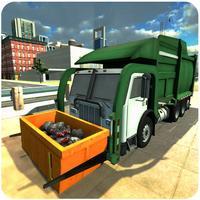 Garbage Truck Simulator 3D – trash sweeper simulation game