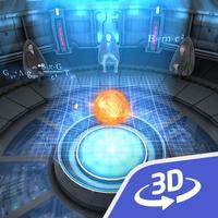 Famous physicists 3D