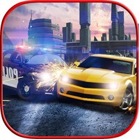 Police Car Driver - Criminal City