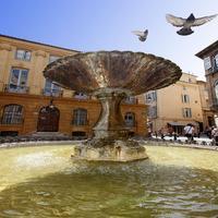 Aix-en-Provence - Les Fontaines